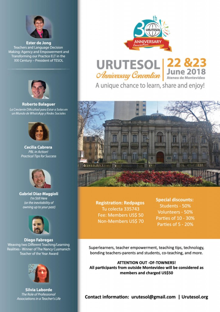 Urutesol 30th Anniversary Convention promo (1)