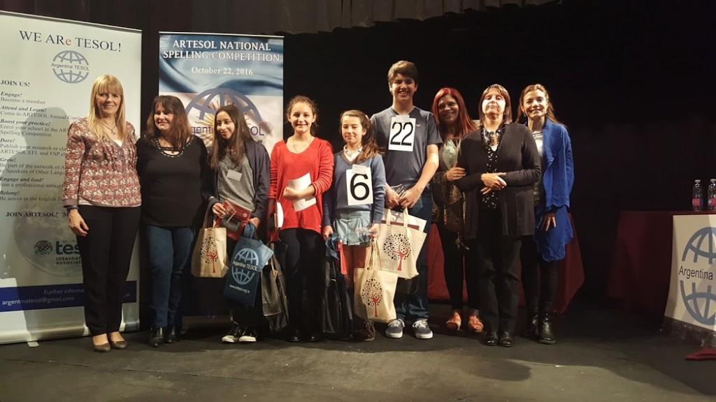 1st Place Winner: Leandro Iñiguez, #22 2nd Place Winner: Manuela Gene, # 6 3rd Place Winner: Josefina Sala, # 25 4th Place Winner: María Inés Hidalgo Peralta, # 26