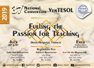Ven TESOL Convention 2019